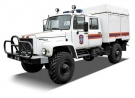 Emergency-Rescue Vehicles